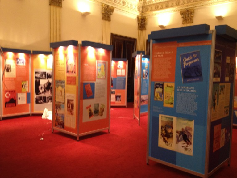 From the Traveller to the Tourist Exhibition, Istiklal Street and Emmıt Tuyap