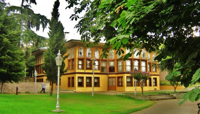 Aynalikavak Pavilion Music Museum