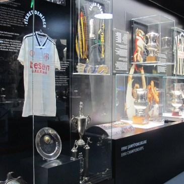 Beşiktaş JK Museum