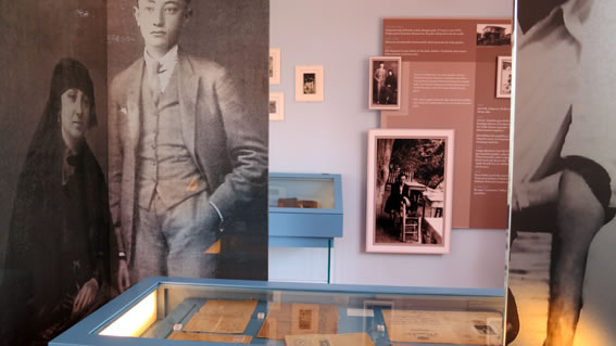 Sait Faik Abasıyanık Müzesi, Burgazada