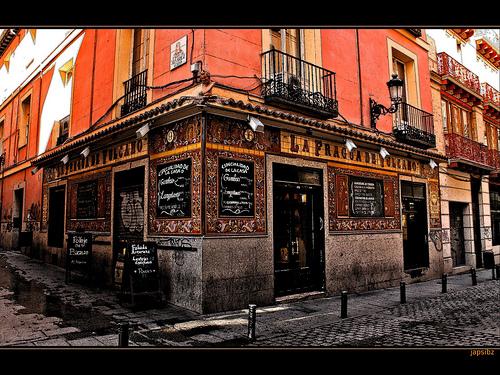 Visita a la casa de lope de vega y ruta de ca as te veo en madridte veo en madrid blog con - Casa vega madrid ...