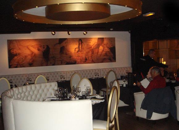 Par s tokio el restaurante del hotel oscar te veo en - Restaurante tokio madrid ...