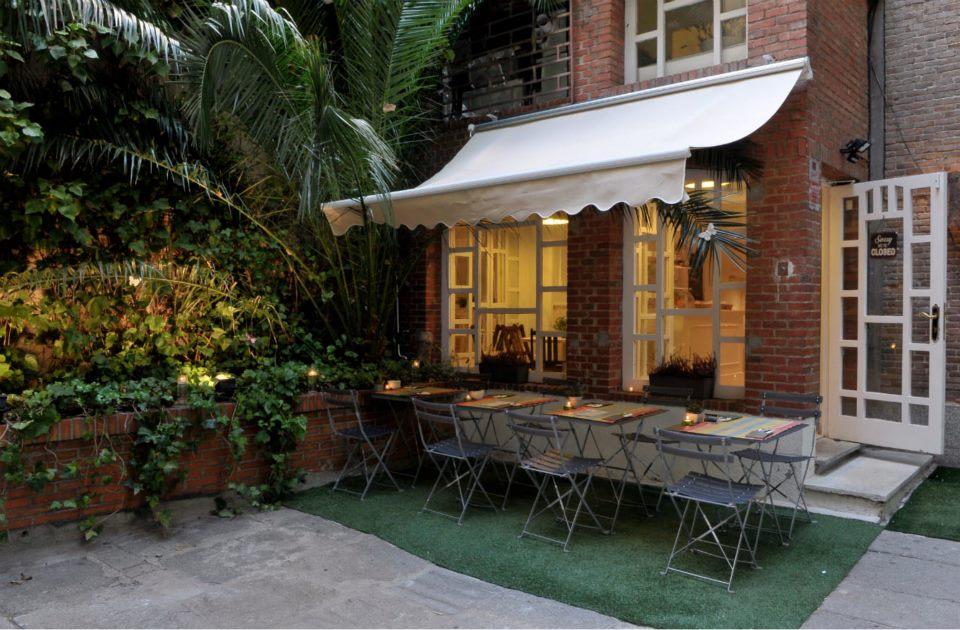 Donde m nica o comer en un cottage te veo en madridte - Madrid sitios con encanto ...