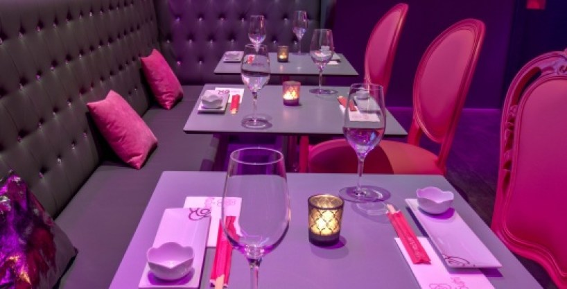 restaurante Miss sushi madrid rincon