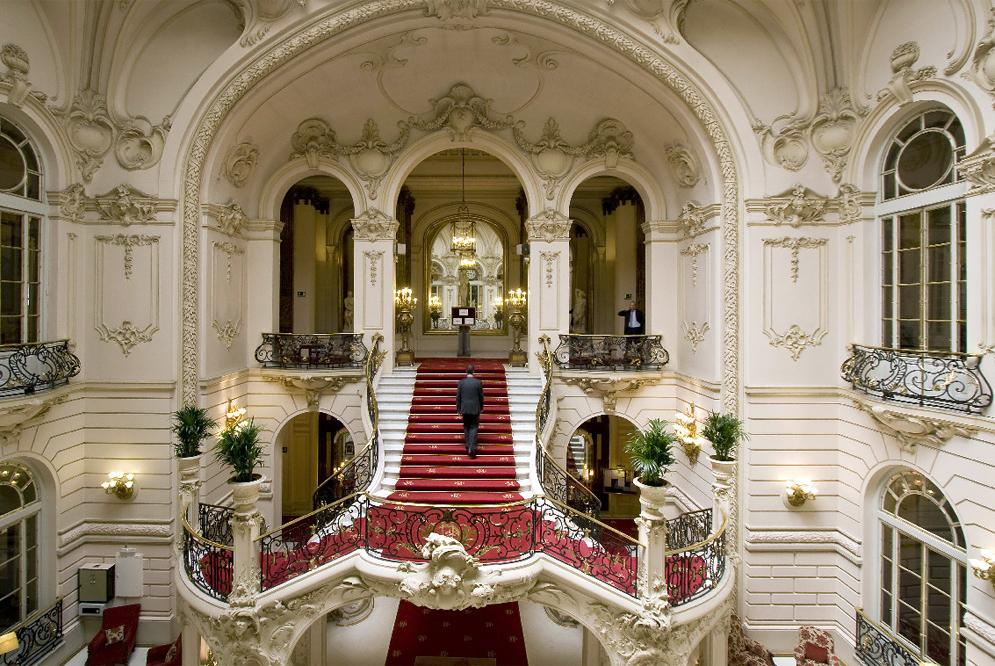 Mi Restaurante Favorito La Terraza Del Casino De Madrid 2