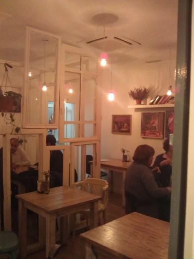 Toast CAfé Comedor Te Veo en Madrid