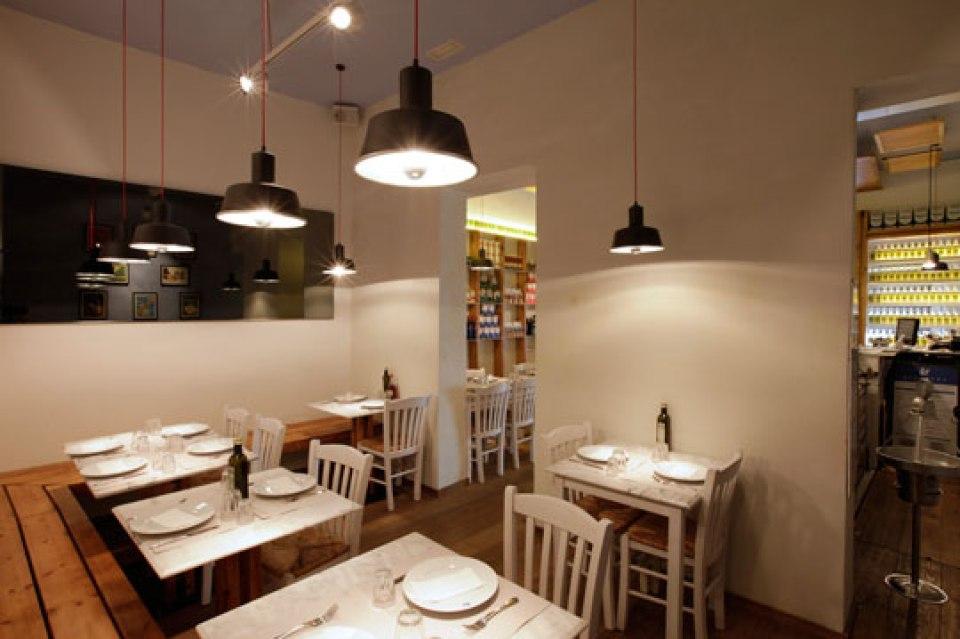 Restaurante Dionisos cocina griega Chueca
