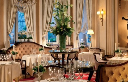 Hotel Ritz Madrid restaurante Te Veo en Madrid