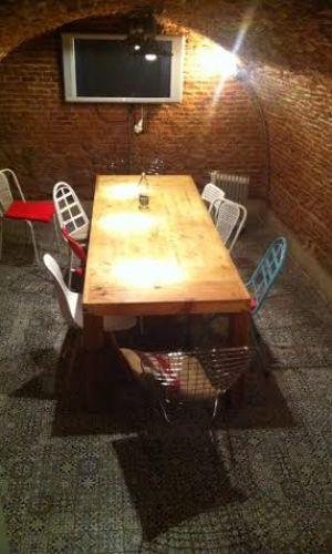 Restaurante Mr. Frank reservado planta baja Te Veo en Madrid