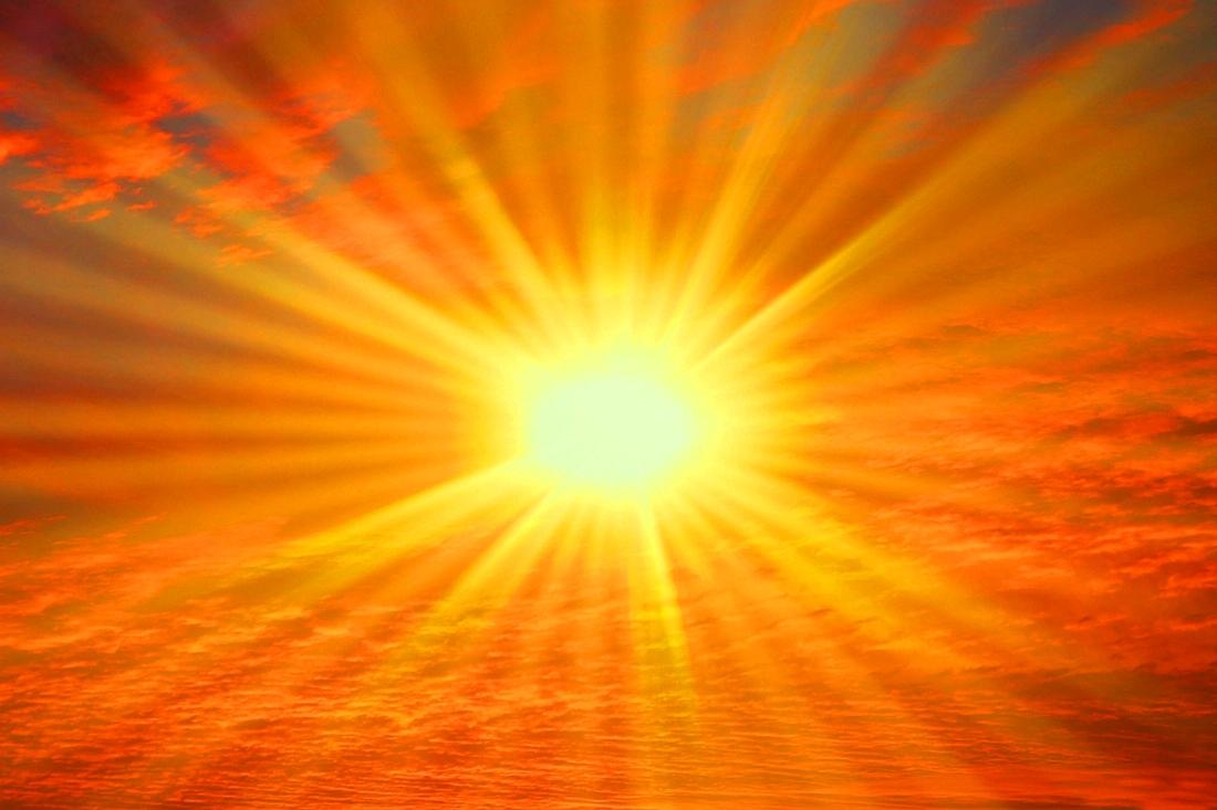 Adelgazar mucho en un dia de sol