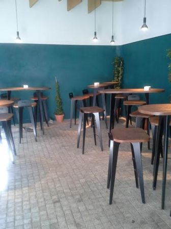 Restaurate Yakitoro terraza Te Veo en Madrid