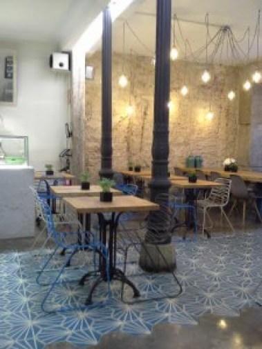 Fonty desayunar y Merendar Te Veo en Madrid 2