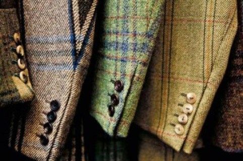 Chaquetas de tweed