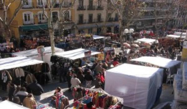 El Rastro Madrid 2