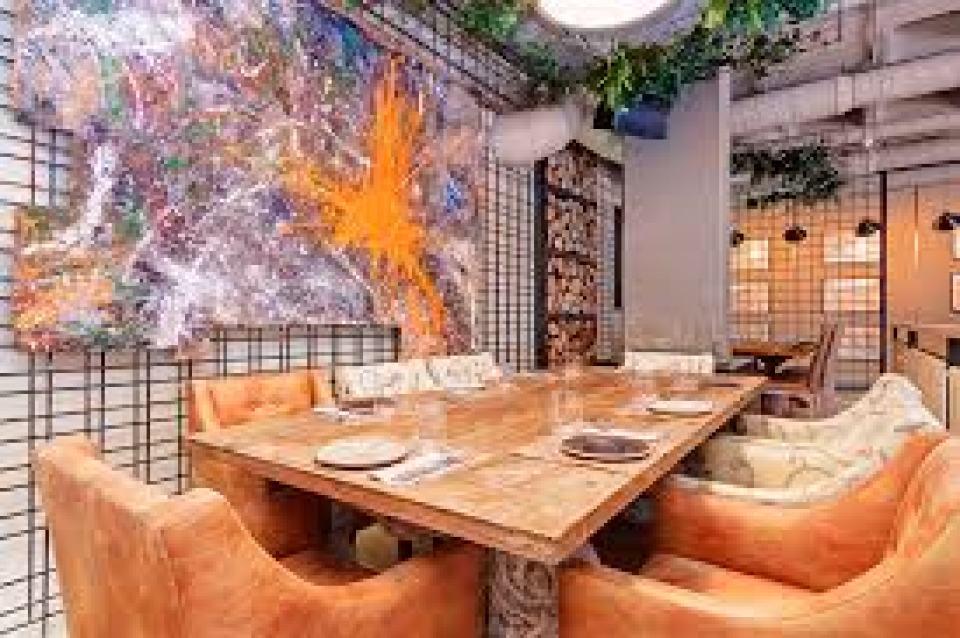 Restaurante Marieta Madrid mesaTe Veo en Madrid
