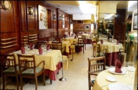 Restaurante el Espigón Te Veo en Madrid