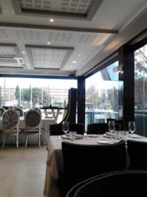 Restaurante welow  comedor Te Veo en Madrid