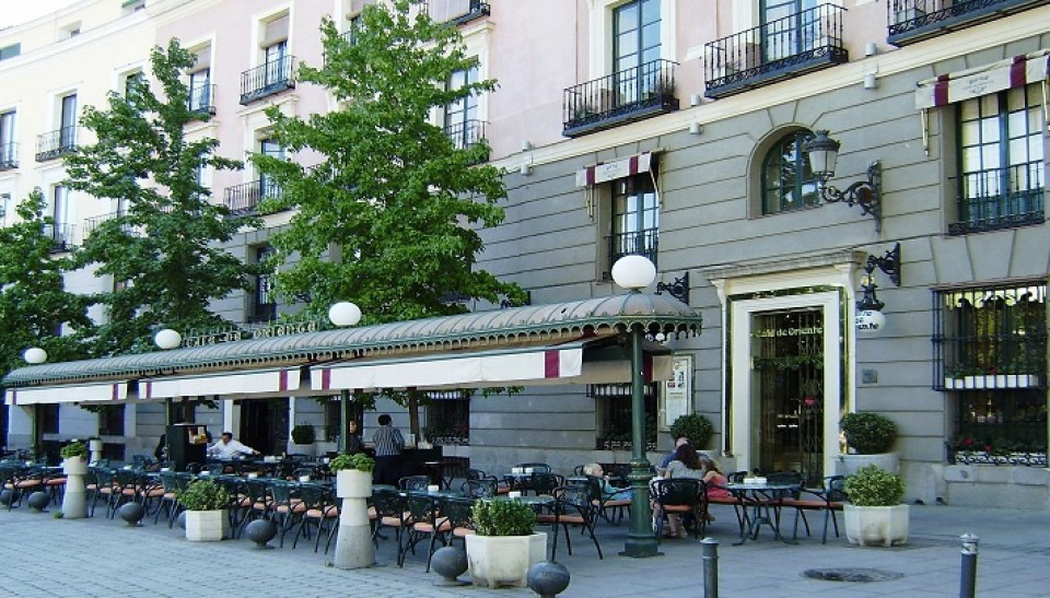 Las Terrazas De Los Cafés Tradicionales Te Veo En Madridte