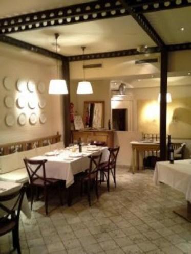 Restaurante Paradís comedor 2 Te Veo en Madrid