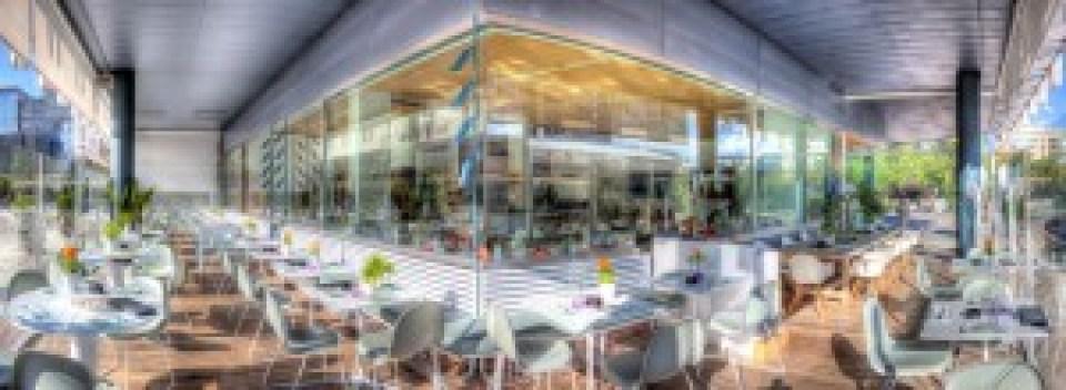 Restaurantes Lateral foto de terraza del propietario Te Veo en Madrid