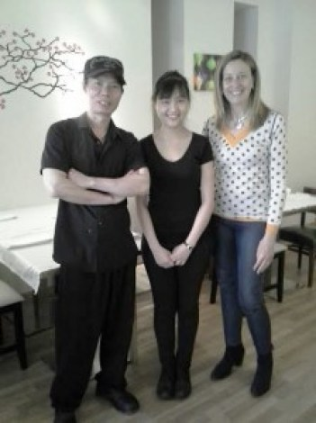 Restaurante Vietnam 24 con Tien y Anh tu Te Veo en Madrid