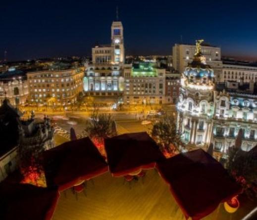 Hotel The Principal Terraza  vistas Te Veo en Madrid foto del propietario