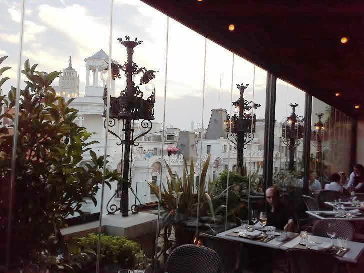 Terrazas Para Cenar En Azotea 2015 Te Veo En Madridte Veo En