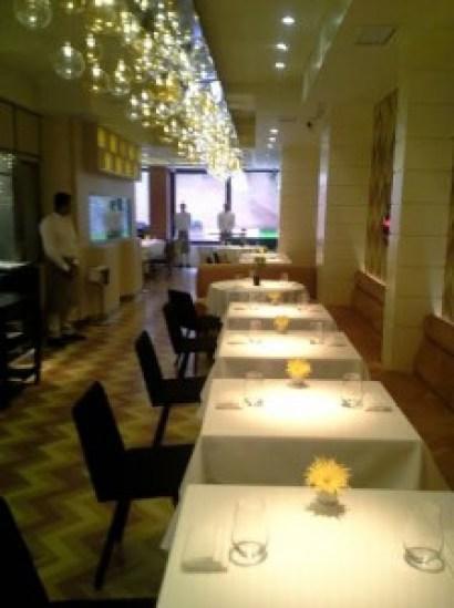 restaurante_benares_ sala_de_entrada_ te_veo_en_madrid