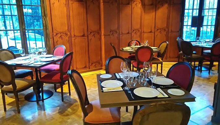 Küche, En El Palacio De LiriaTe Veo En Madrid