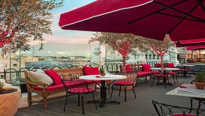 Las 24 mejores terrazas de azotea de MadridTe Veo en Madrid  Blog