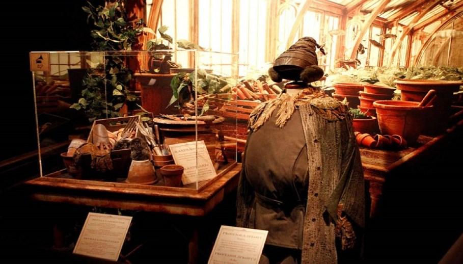 Exposición para los amantes de Harry Potter en Madrid