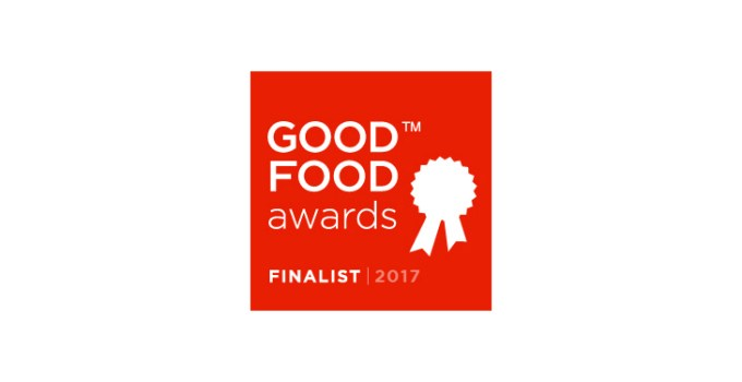 Good Food Awards Finalist!