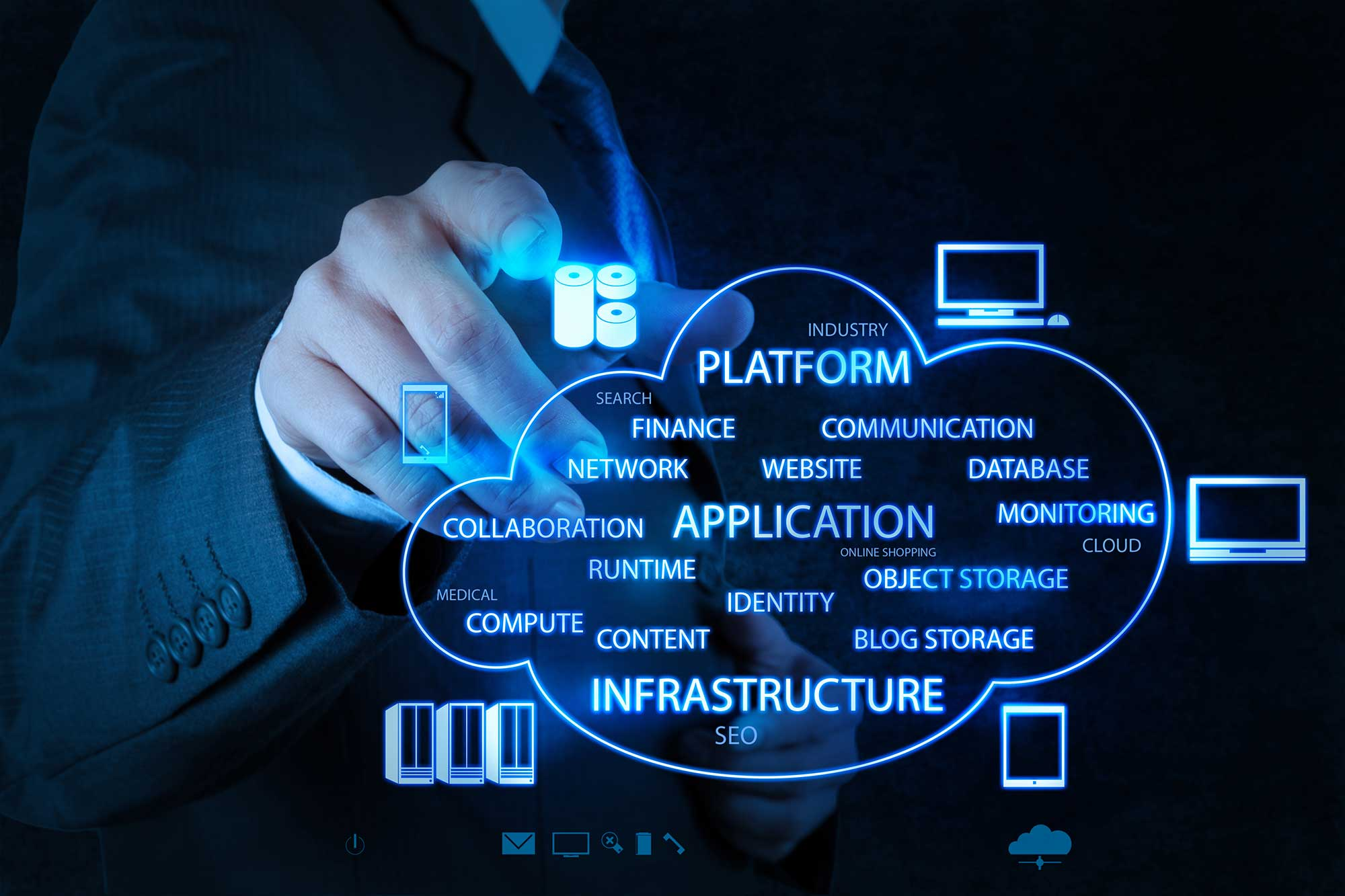 Managed Services in Gloucestershire