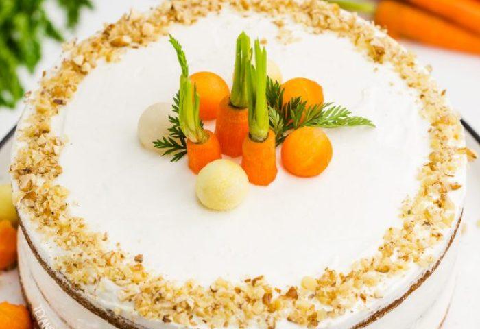 Gluten Free Carrot Cake Texanerin Baking
