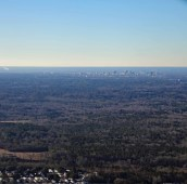 Looking south toward Columbia SC