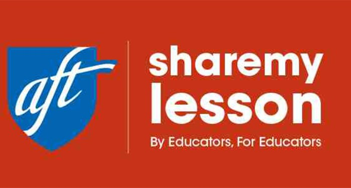 Share My Lesson, by educators, for educators