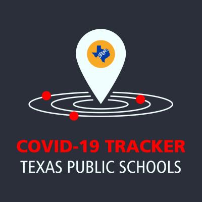COVID-19 Tracker, Texas Public Schools