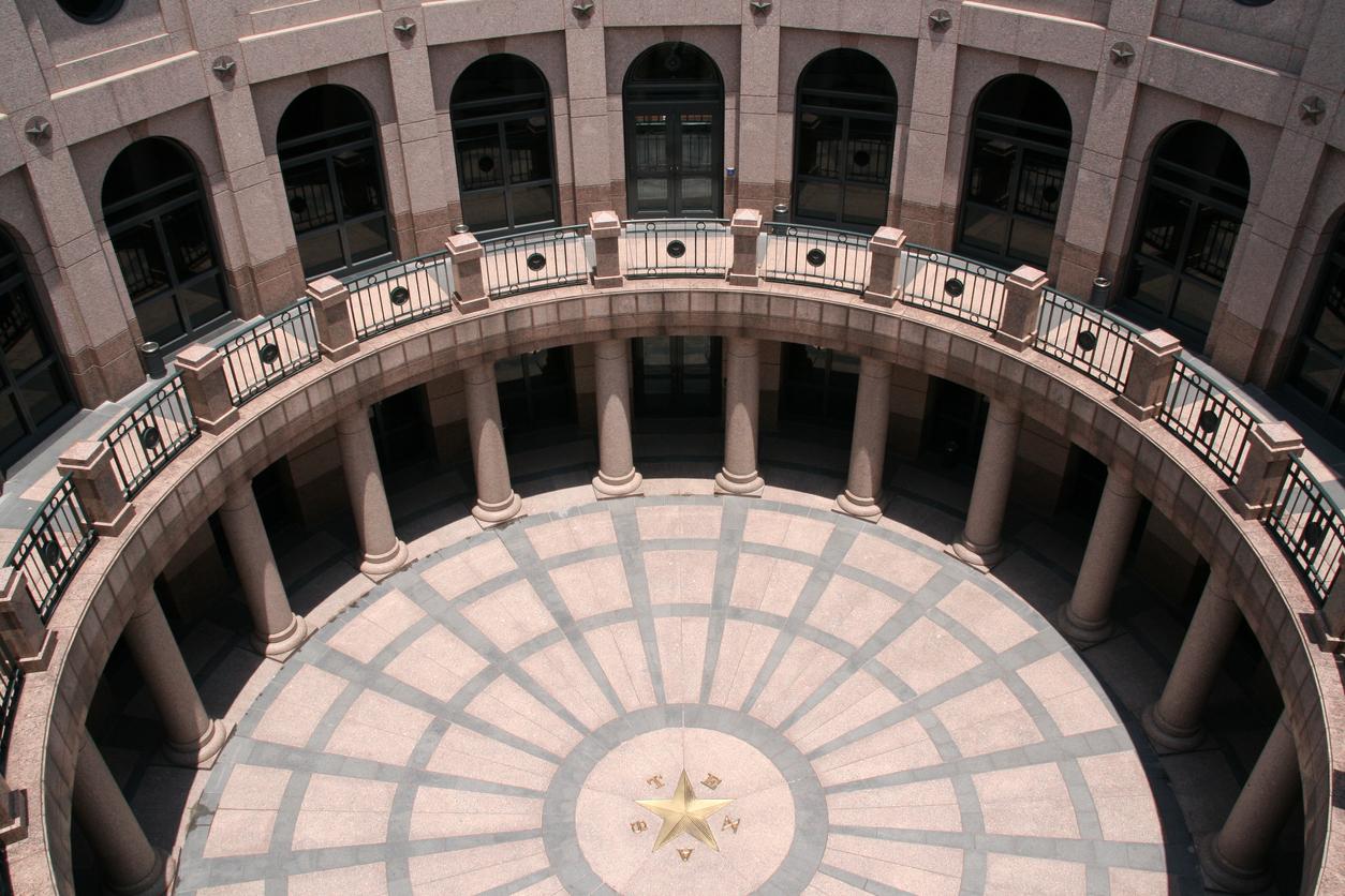 Texas Capitol Extension