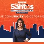 Elizabeth Santos campaign image