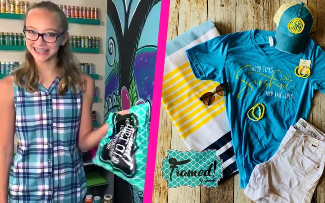 Pixie Hijacked My T-Shirt Club Mail!!!