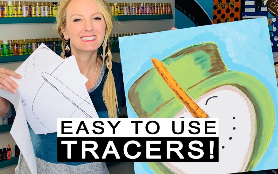 How to Use PPHQ Tracers for your Painting Designs!