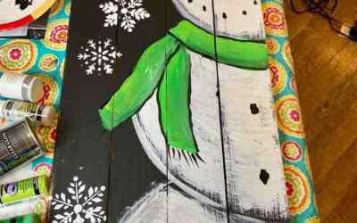 7 Winter Art Projects to Paint (or Teach)