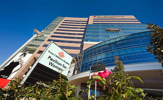 Texas Children's Pavilion For Women Is Proud To Advocate ...