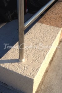 Concrete Repairs in Baytown After Image