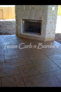 Concrete Staining After Image