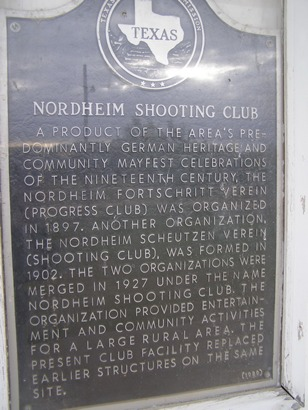 Nordheim Texas