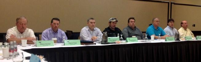 2014 Winter Board Meeting Photo