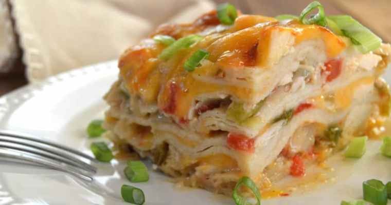 Best Damn King Ranch Chicken Casserole