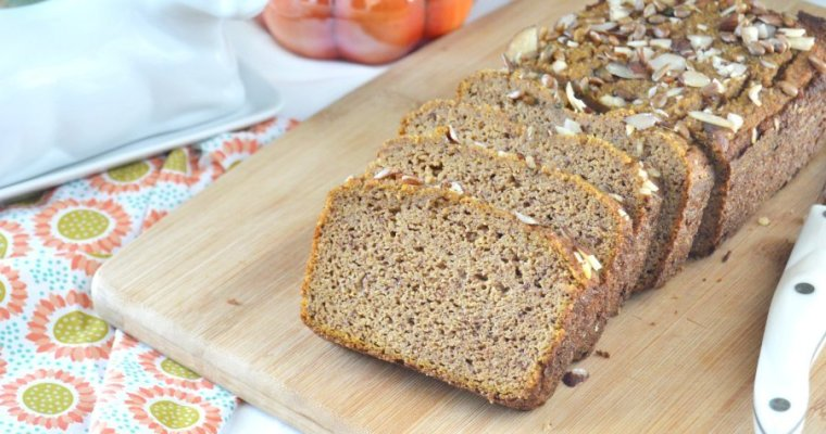 Chai Keto Pumpkin Bread – Low Carb, GF