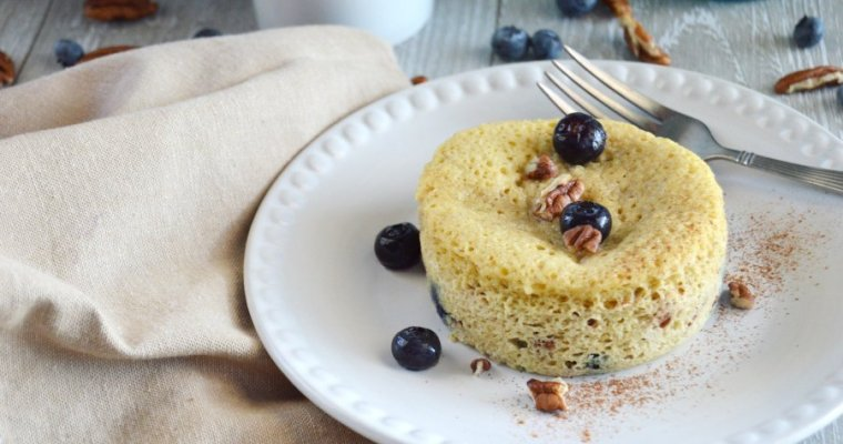 Blueberry Pecan Low Carb French Toast – GF